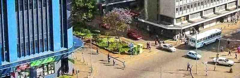 La ville de Nairobi - Nos safaris au Kenya
