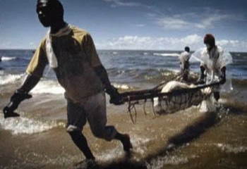 corpses Lake Victoria
