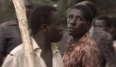At Rwandan genocide roadblocks