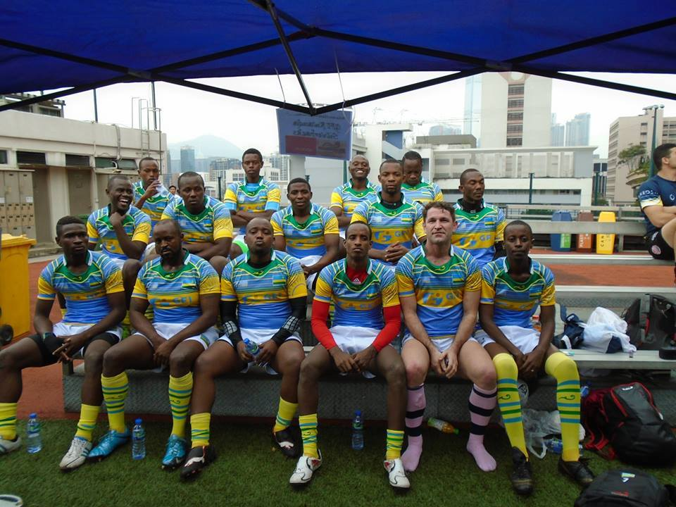Image result for The Rwanda Rugby National Team (Silverbacks)