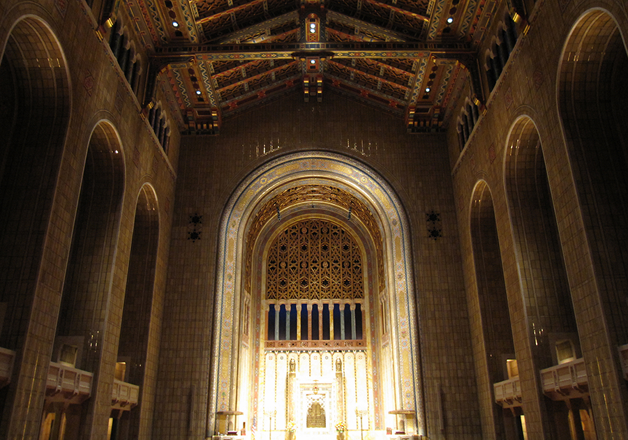 Congregation Emanu-El in New York is the world's largest reform synagogue. Creative commons image by Gryffindor