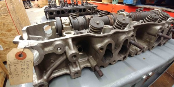 22re Cylinder Head Ported - Year of Clean Water