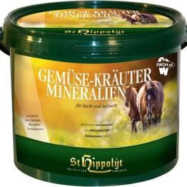 St Hippolyt Gemusse Krauter Mineralen