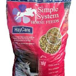 Simple System Horse Feeds HayCare