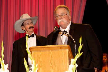 R.W. Hampton - 2011 Western Heritage Awards
