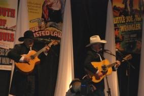 R.W. Hampton - Wrangler Awards 2008