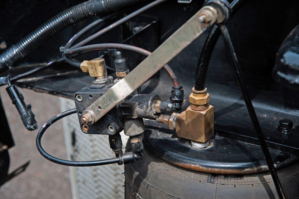 Air Bag Suspension Plumbing Diagram