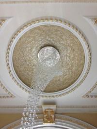 Ceiling Domes - GFRG Round Ceiling Domes by RWM-Inc.com