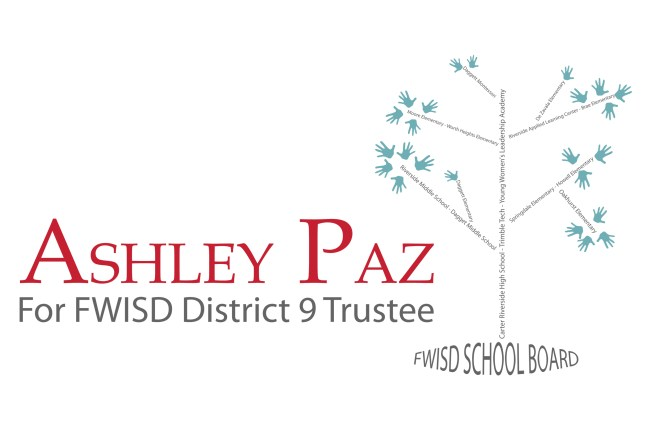 FW ISD District 9 School tree Final Outlines
