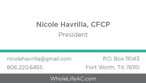 2016-03-02 - Whole Life Business Cards - For Press2