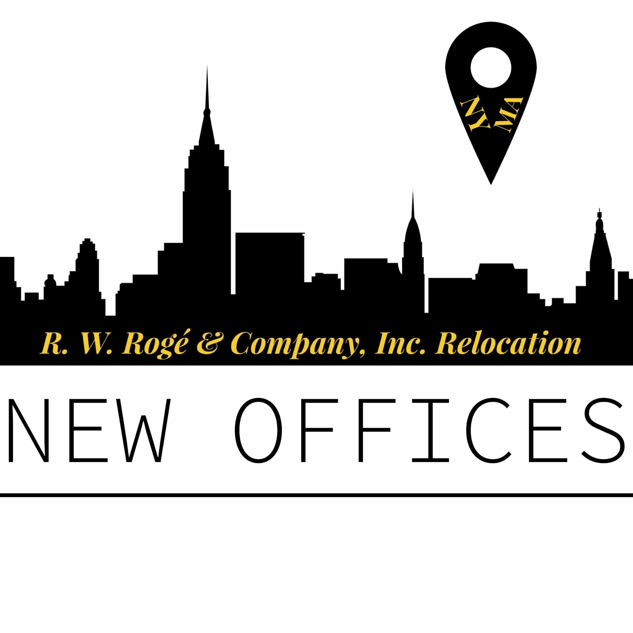 We Are Moving To New Offices