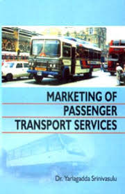 Marketing of Passenger Transport Services