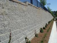 Modular Block Walls