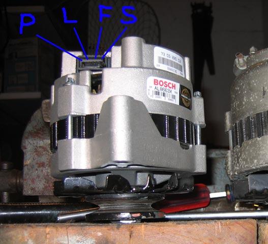 Gm Alternator Wiring Diagram 4 Wire Gm 4 Pin Alternator ... on