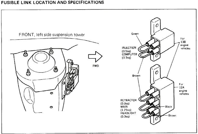 Service manual [First Gen Electrical Info Thread