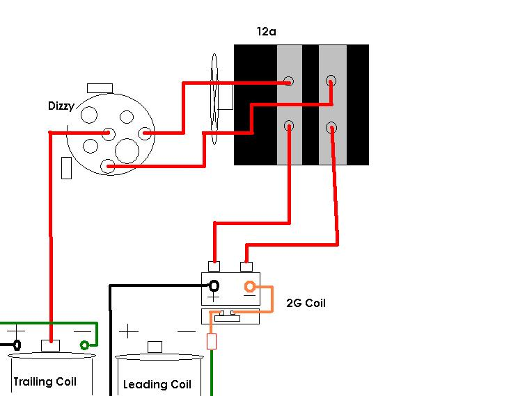 coil and distributor wiring diagram 2016 ford f150 headlight ignition 2gcdfis is this correct rx7club com mazda updated2gdfic jpg