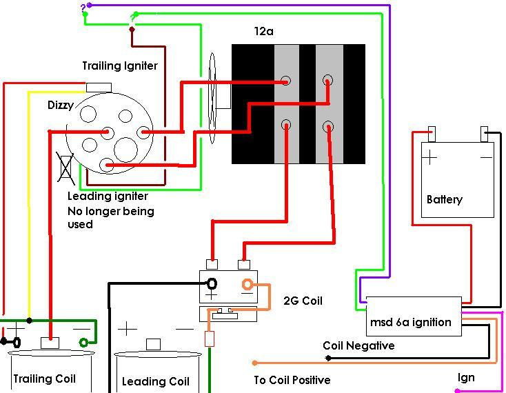 Msd 5 Wiring Diagram Direct Fire 2nd Gen Leading W Accel 300 Need Help