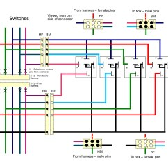 Power Relay Wiring Diagram Parts Of A Light Bulb Window Switch Hvac Blower