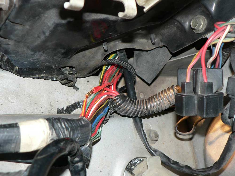 medium resolution of headlight retract issue bad wiring searched and researched need help p1080586