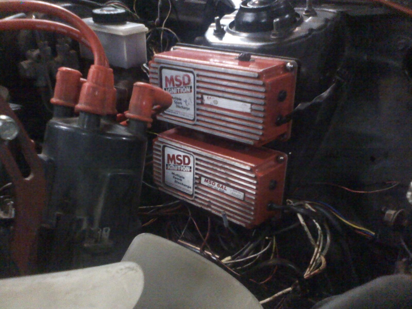 Dual MSD 6AL Installation  RX7Clubcom  Mazda RX7 Forum