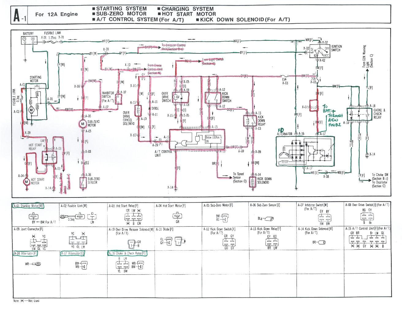 hight resolution of time for re wiring the entire harness 84gs naomi 2005 chrysler 300c spark plug wire diagram