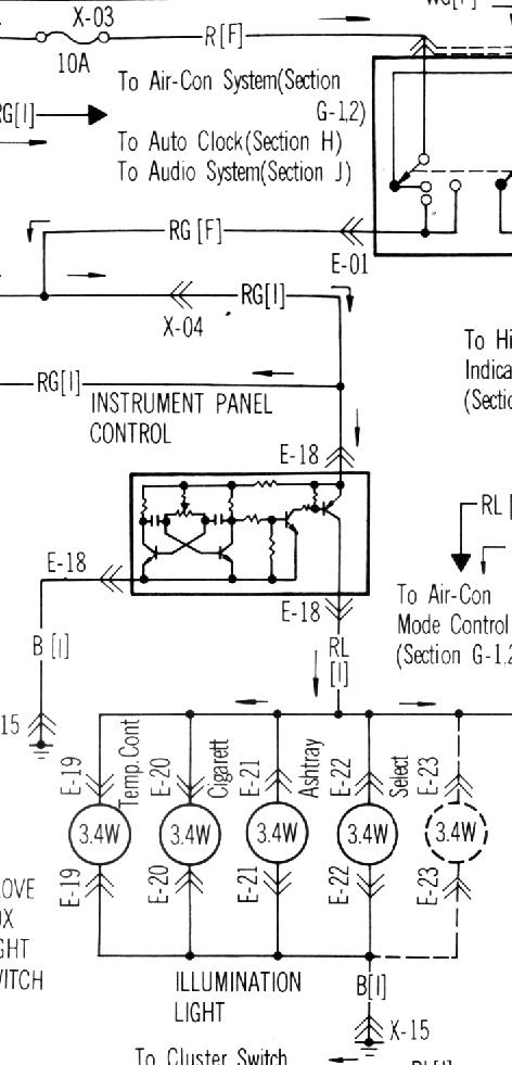 dimmer switch wiring  rx7club  mazda rx7 forum
