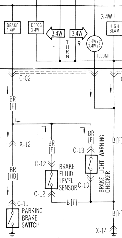 [CF_1546] Rx7 Headlight Wiring Diagram