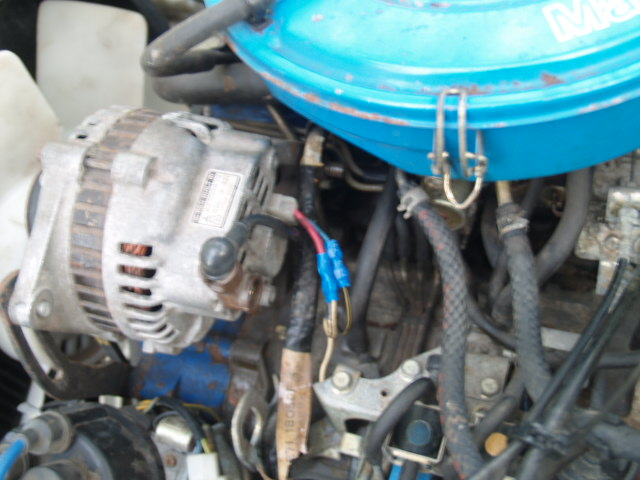 4 Wire Alternator Wiring Diagram How To 1979 Alternator Upgrade Rx7club Com Mazda Rx7