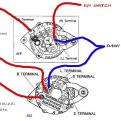 Gas Club Car Wiring Diagram 1990 Logic Of 8 To 1 Line Multiplexer 1985 Schematic Www Toyskids Co S4 Alt Vs S5 Into Fb Question Rx7club Com Mazda 86