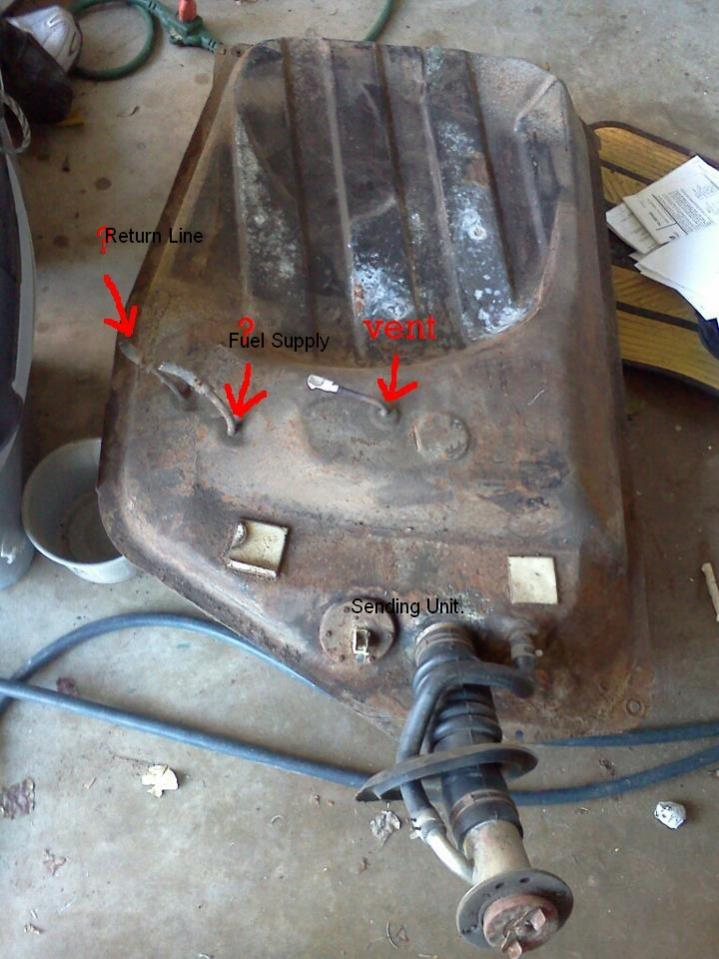 Car Fuel Gauge Wiring Diagram Return Line Fuel Line Rx7club Com Mazda Rx7 Forum