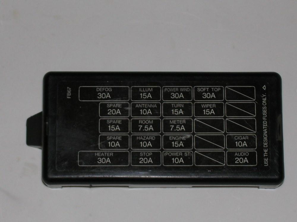 medium resolution of mazda rx 7 fuse box diagram as well 1992 toyota 22re vacuum line