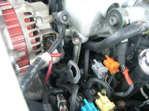 FD Alternator Into S4 Wiring Problems and then some