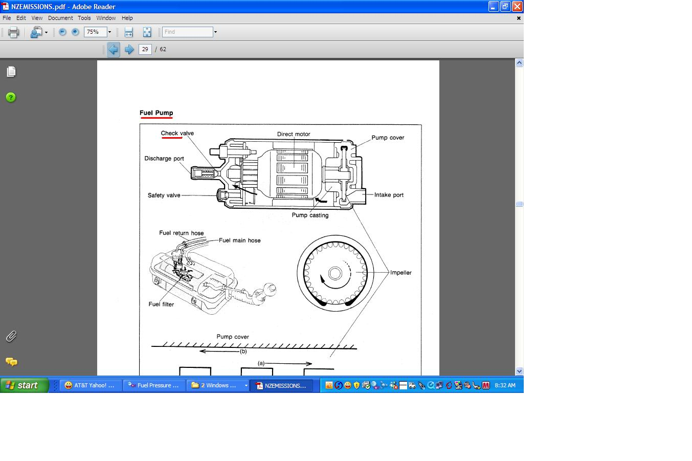 hight resolution of fuel pressure woes aeromotive fpr fuelpump jpg