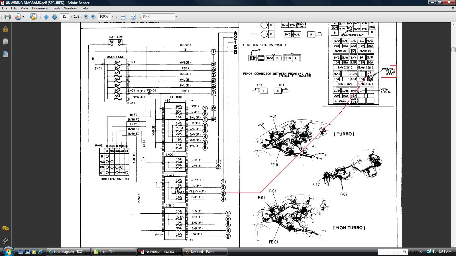 hight resolution of fuse diagram convertible jpg