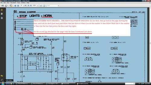 small resolution of fuse diagram stopmehorn jpg