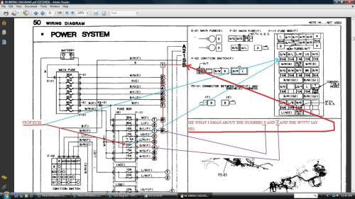 small resolution of fuse diagram rx7club com mazda rx7 forum 87 rx7 fuse box diagram 93 rx7 fuse box