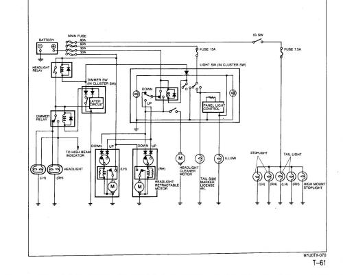 small resolution of  high beam not working circuit diagram001 jpg