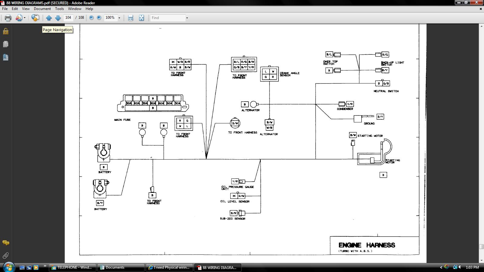 Need A Wiring Diagram For A 7 Wire System Fixya