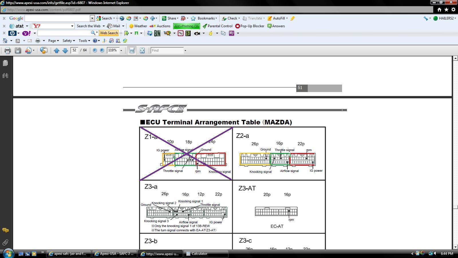 Dorable Apexi Safc Wiring Diagram Inspiration - Wiring Schematics ...