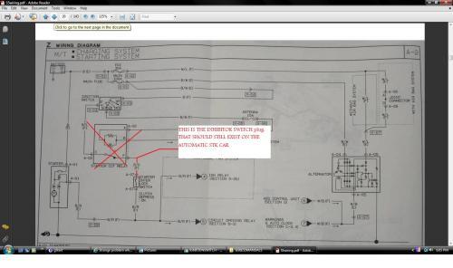 small resolution of  strange problem when wiring in the clutch interlock switch seriesfivestarttwo jpg