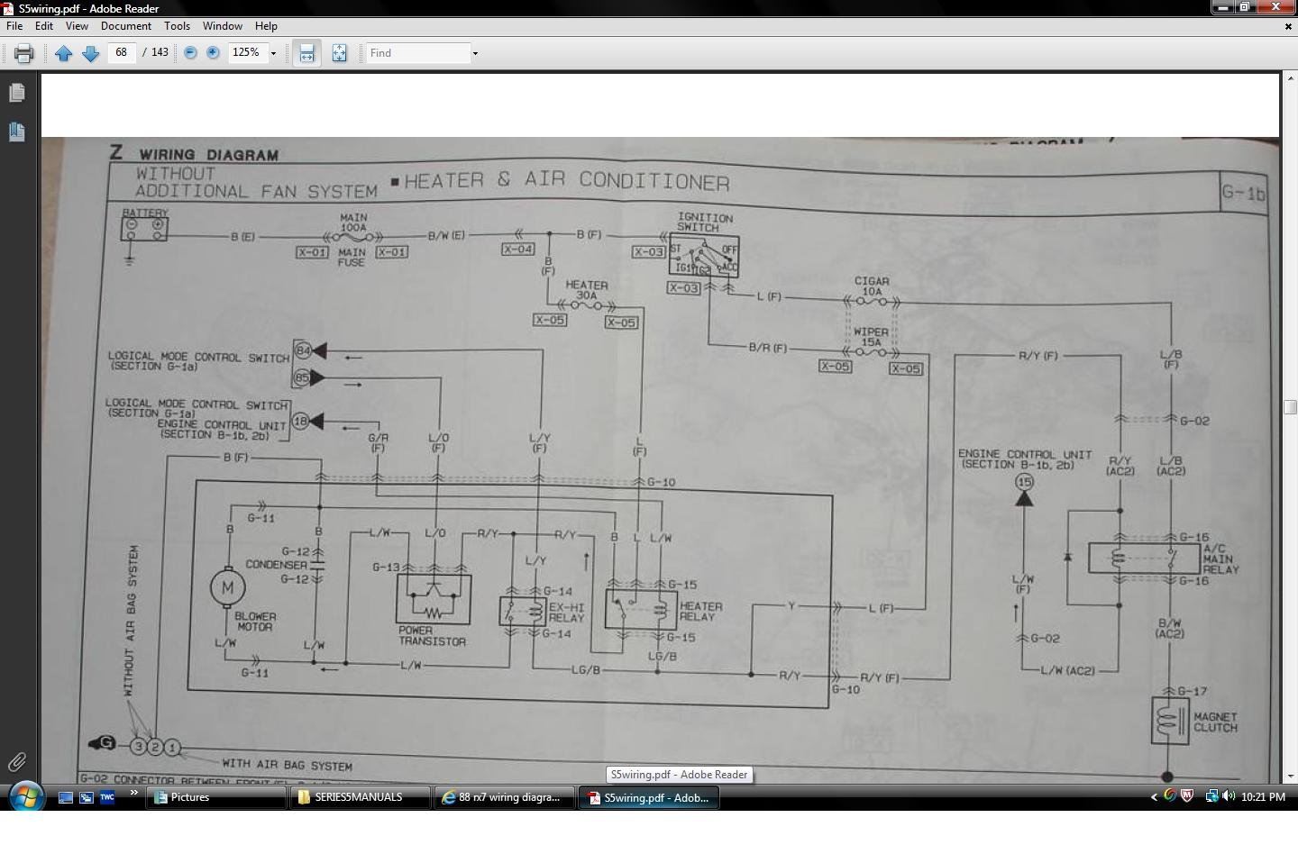 1986 mazda b2000 ignition wiring diagram 2004 pontiac vibe radio rx7 ecu free engine image