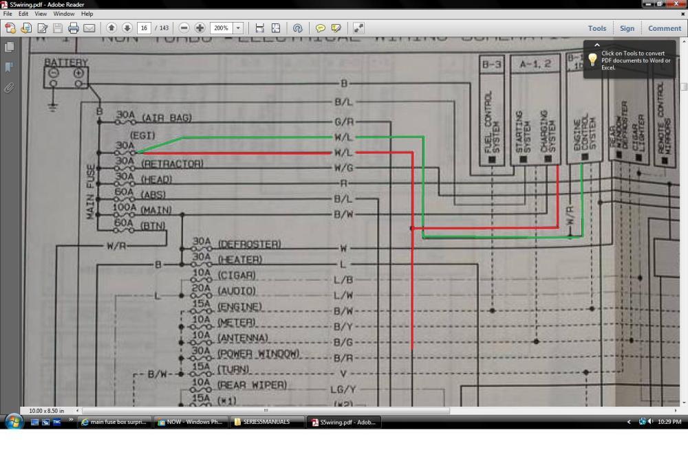 medium resolution of main fuse box surprises save jpg