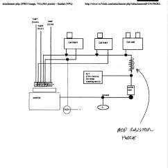 12 Volt Coil Wiring Diagram Franklin Electric Motor Fd Ignition Help Please Rx7club Mazda