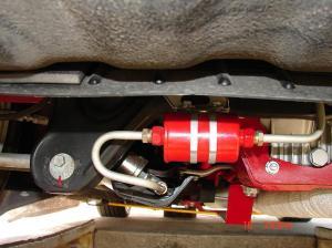 DIY  fuel filter relocation  RX7Club  Mazda RX7 Forum