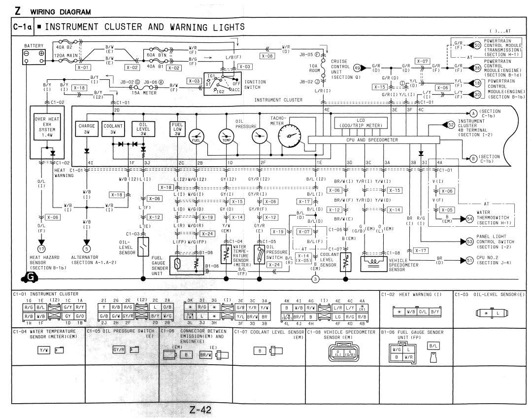 mazda rx 8 wiring diagram pdf   29 wiring diagram images