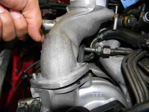 small resolution of  stock twin turbo intake housing adjustability diagram after rebuild jpg