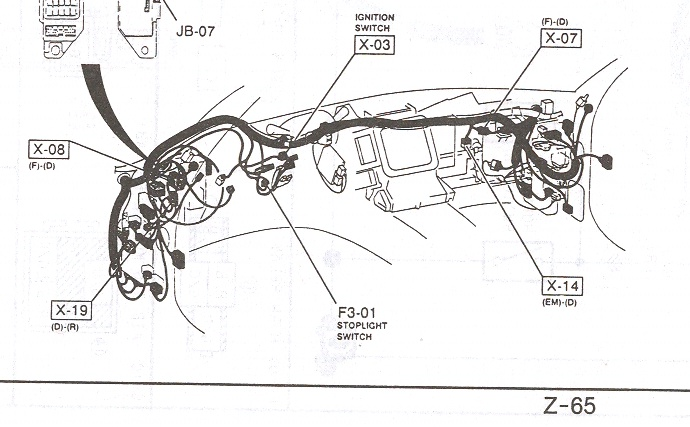 Mazda Back Up Camera Wiring Diagram Mazda-backup-camera
