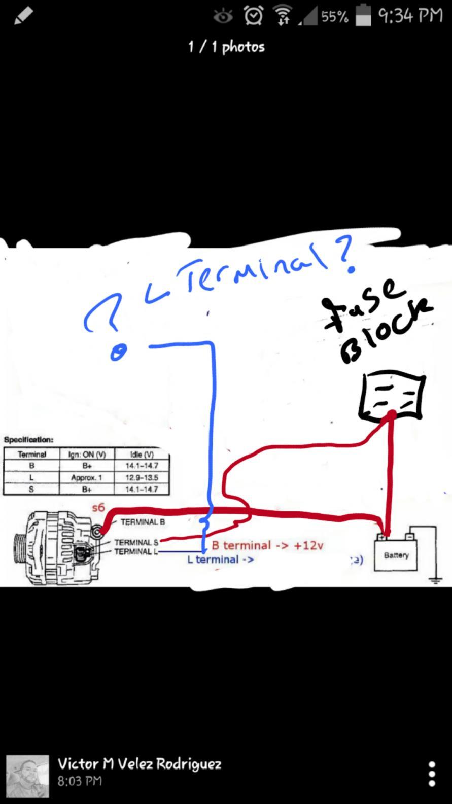 medium resolution of fd alternator wiring rx7club com mazda rx7 forum fd alternator wiring 2014 10 02 21 41