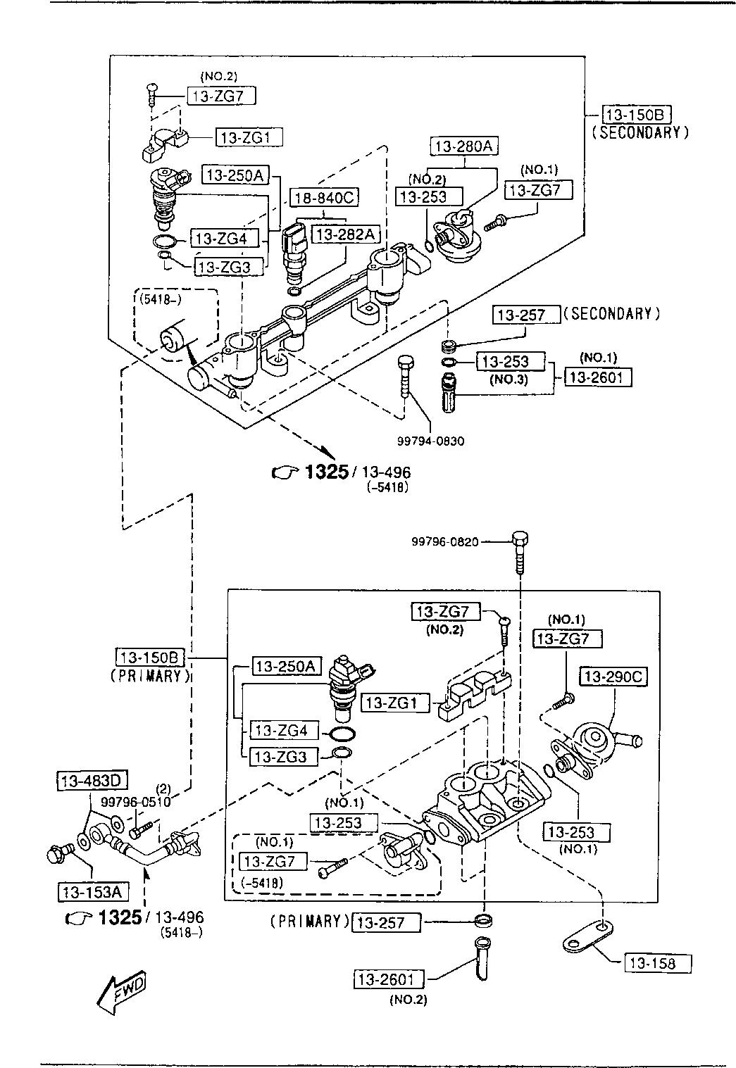 Mazda Rx7 Wiring Diagram