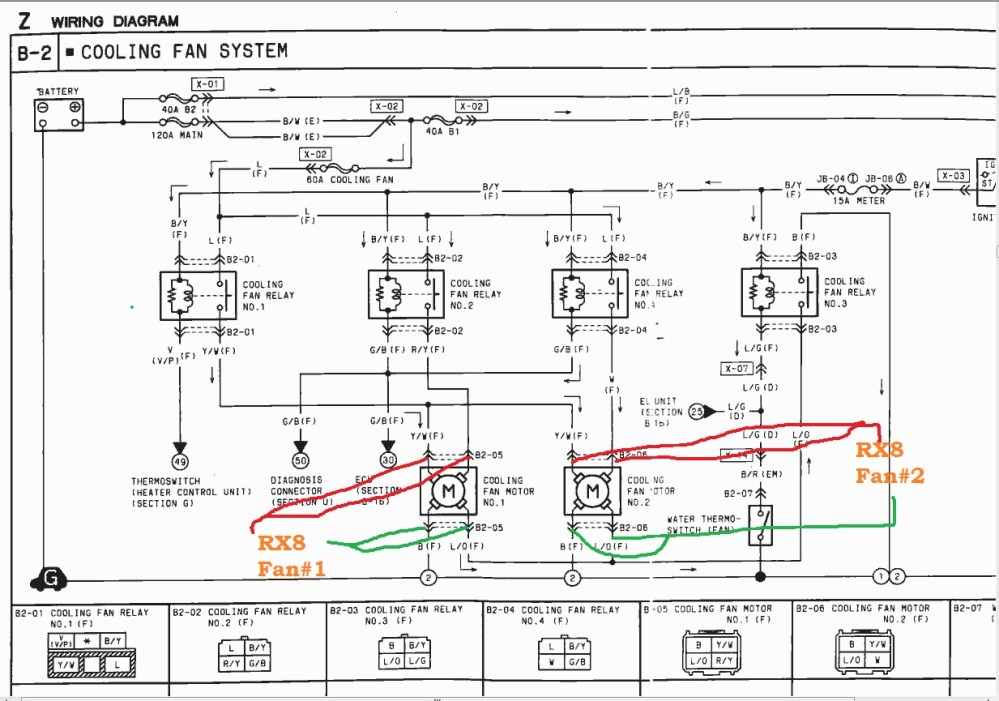 medium resolution of factory mazda rx 7 wiring diagram wiring diagram centre 1993 mazda rx 7 wiring schematic wiring